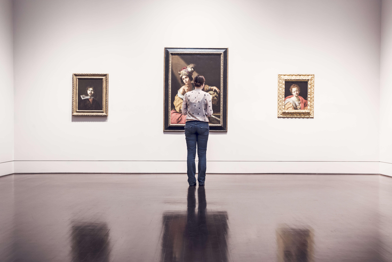 Le First Thursday, musées et galeries d'art en accès libre et gratuit