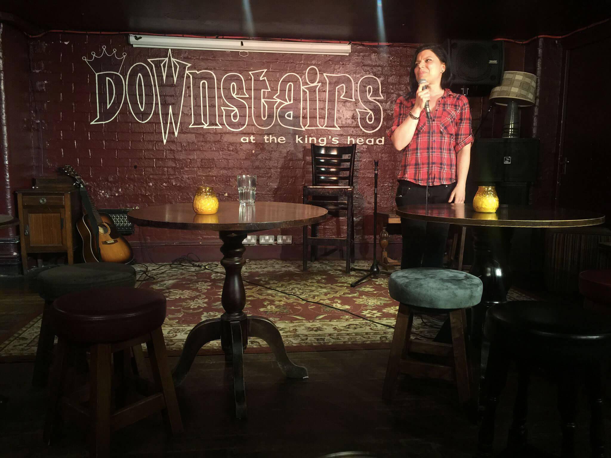 Un comedy show hilarant au King's Head