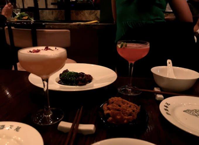 Cocktails chez Xu