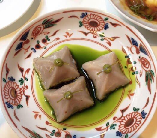 Restaurant Xu à Londres